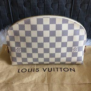 Louis Vuitton Damier Azure Cosmetic GM